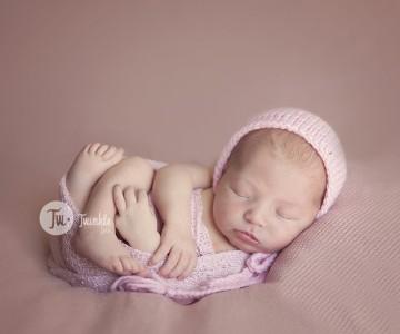 LAIA - { fotos de bebé recién nacido en Valencia }
