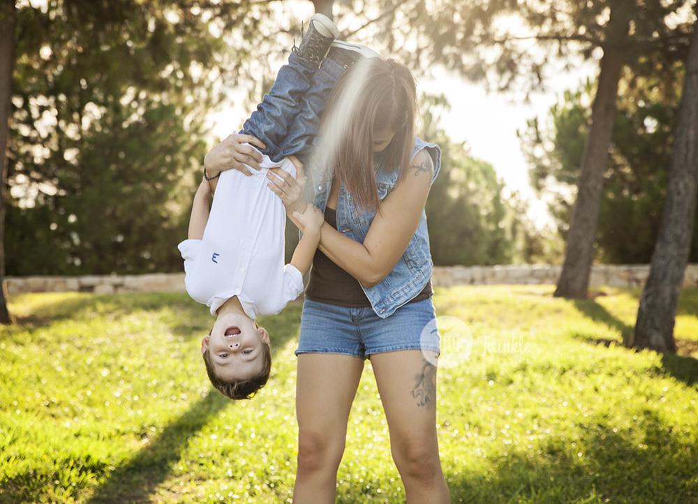 fotos niño y familia valencia24