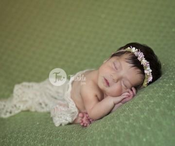 NEREA - 11 días { sesion de fotos newborn valencia }