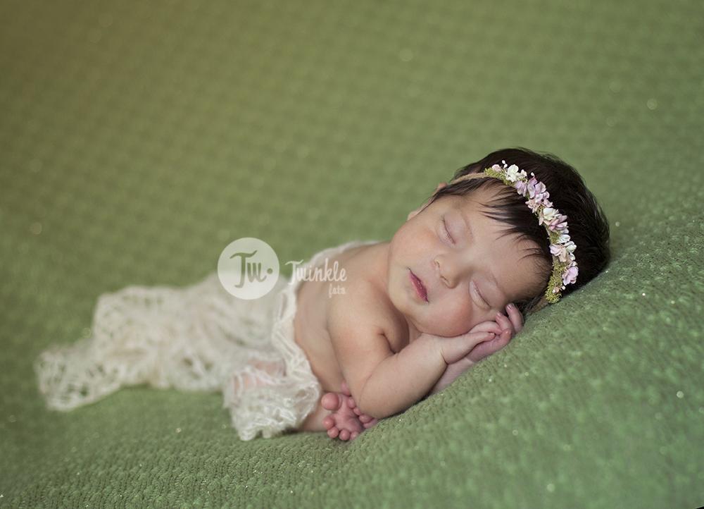 NEREA – 11 días { sesion de fotos newborn valencia }