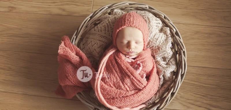 Sesion de fotos newborn - María 8 días