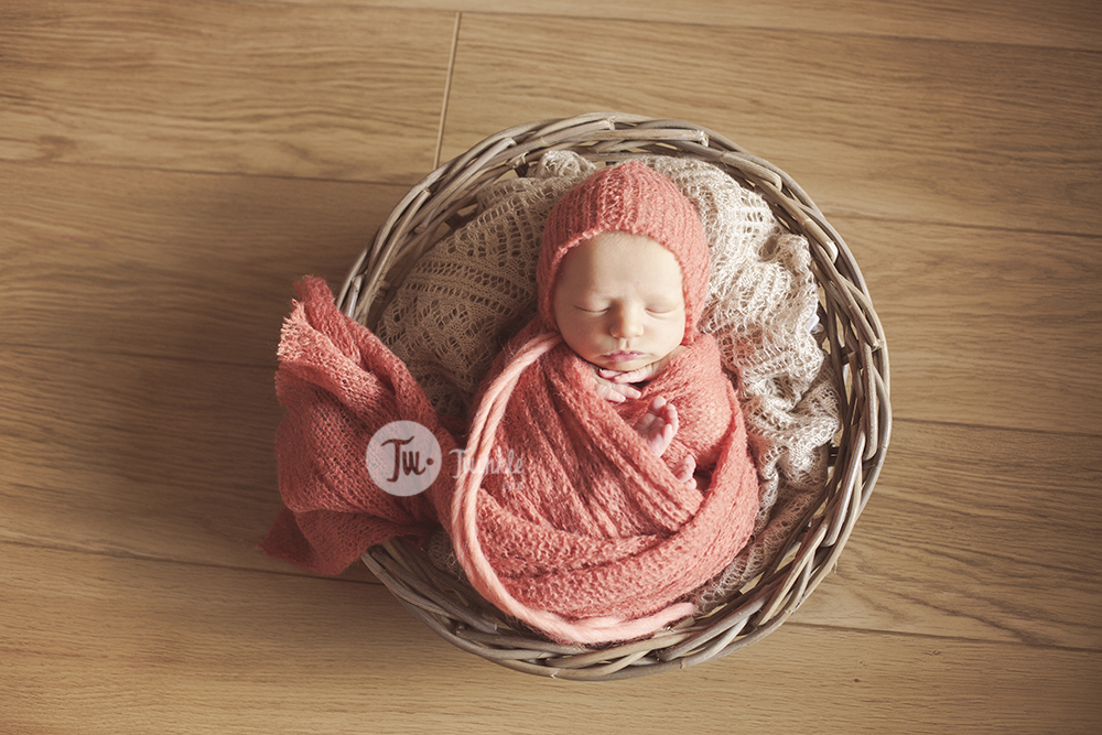 Sesion de fotos newborn – María 8 días