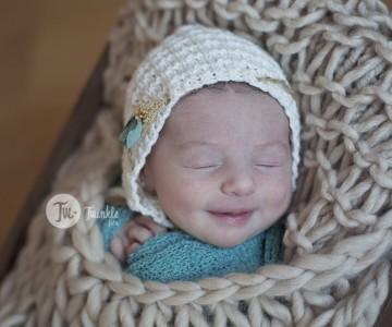 Sesion de fotos de bebe - Julia