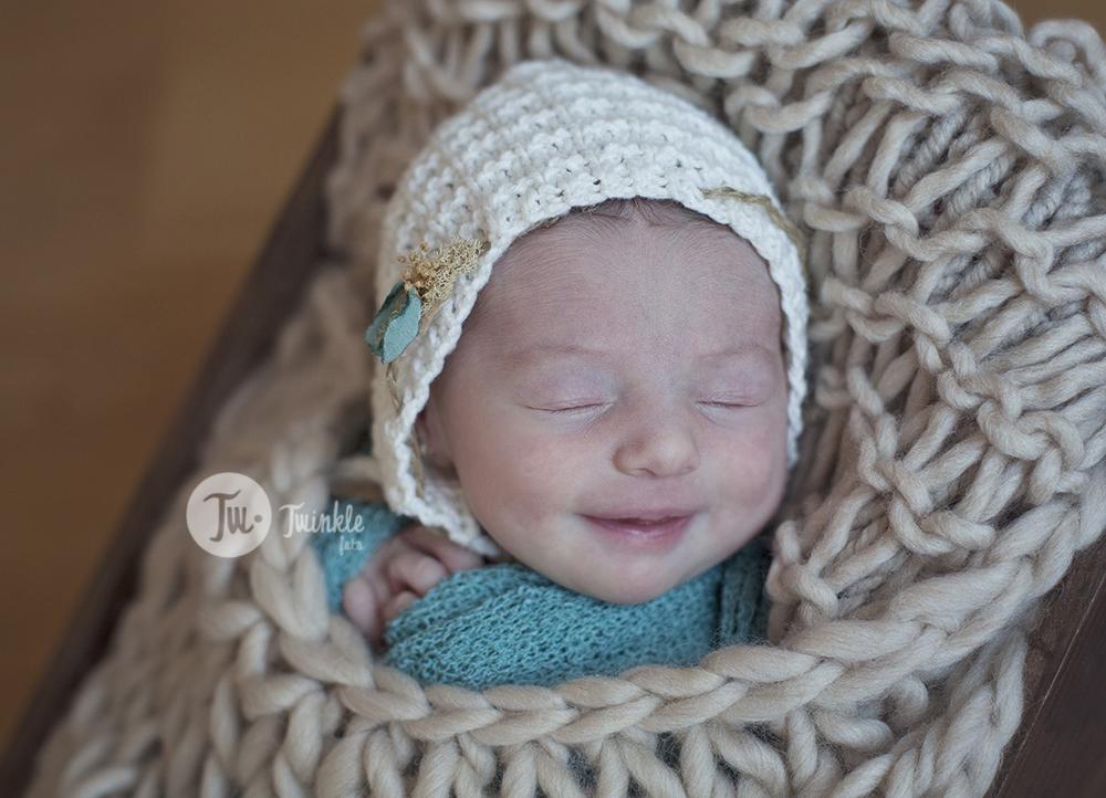 Sesion de fotos de bebe – Julia