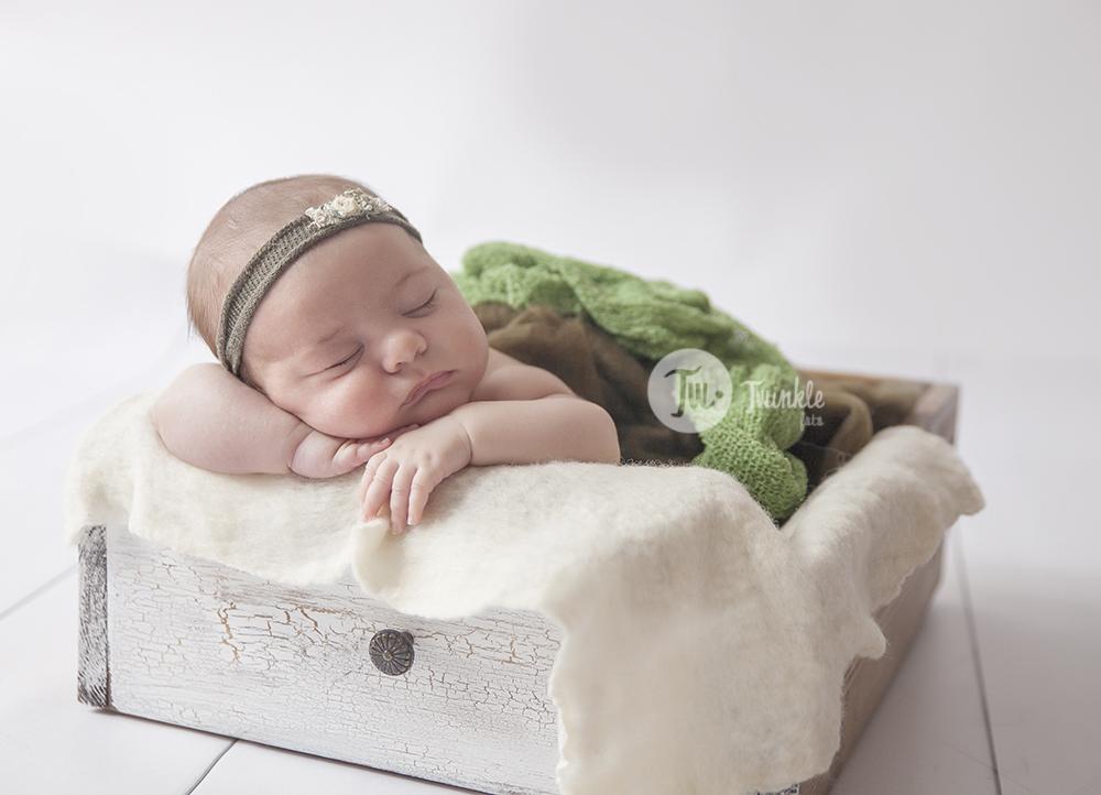 { Sesión de fotos de bebé de un mes } – CARMEN