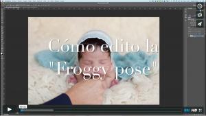edición pose de la ranita_fotos newborn_taller fotos newborn_valencia