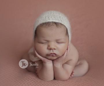 Sesion de fotos newborn - Valencia - Elena