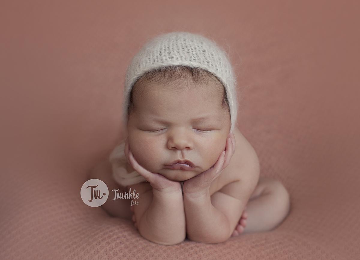 Sesion de fotos newborn – Valencia – Elena