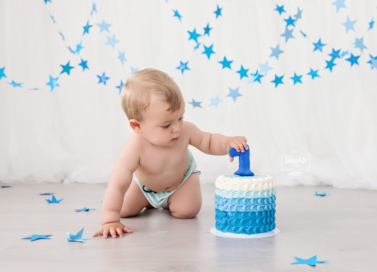 foto cumpleaños tarta