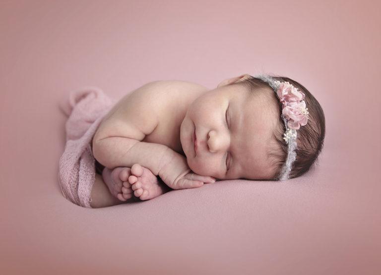 Fotos bebé de más de un mes