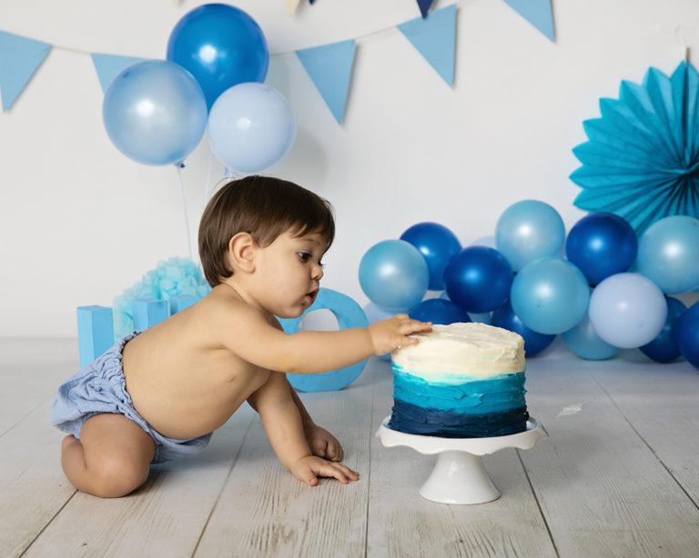 cake smash cumpleanos valencia