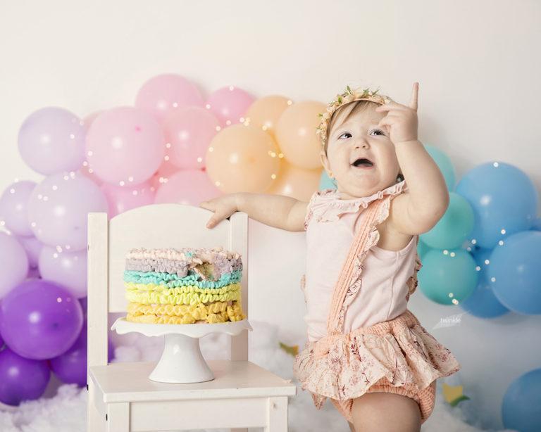 fotos cumpleanos bebe